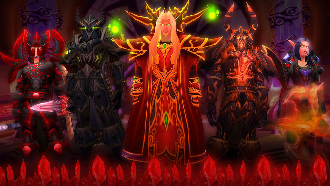 World of Warcraft developers exploring in-game microtransactions
