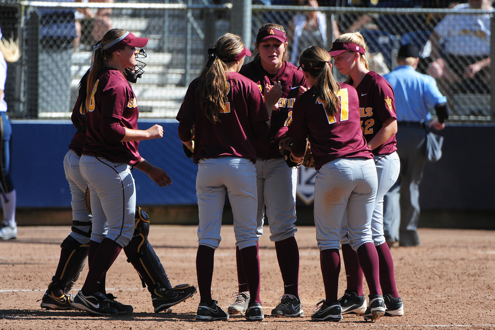 The Sun Devil softball team was downright unstoppable in their first 21 games.