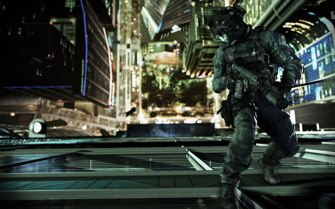 Call of Duty: Ghosts developer talks about linear stories in games