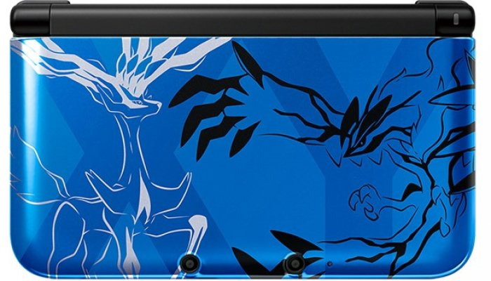 Pokemon X and Y limited edition 3DS XLs coming to Japan