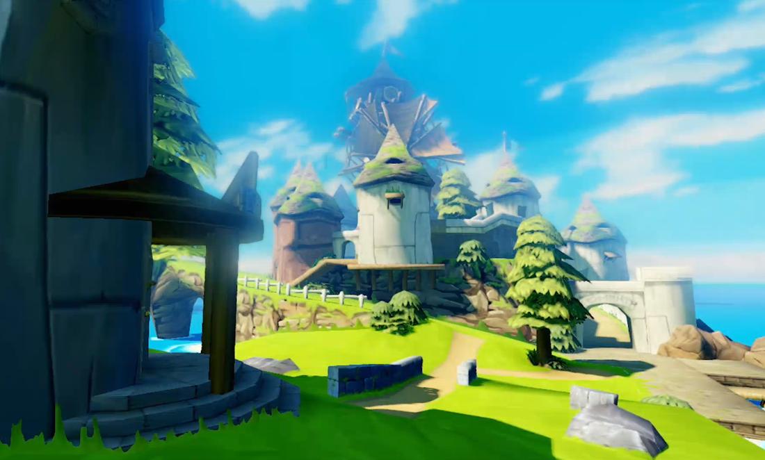 Miyamoto explains why he brought Wind Waker to Wii U