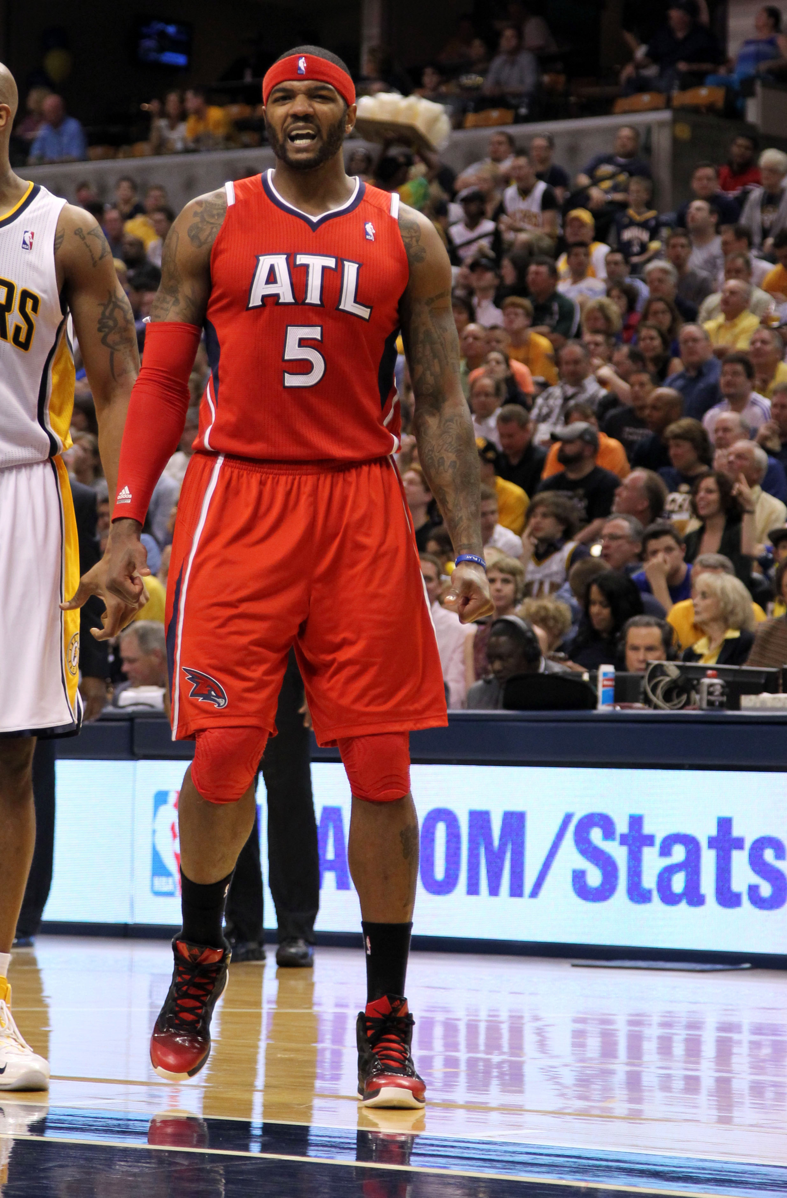 Rockets turn attention to Josh Smith after securing Dwight Howard, per report