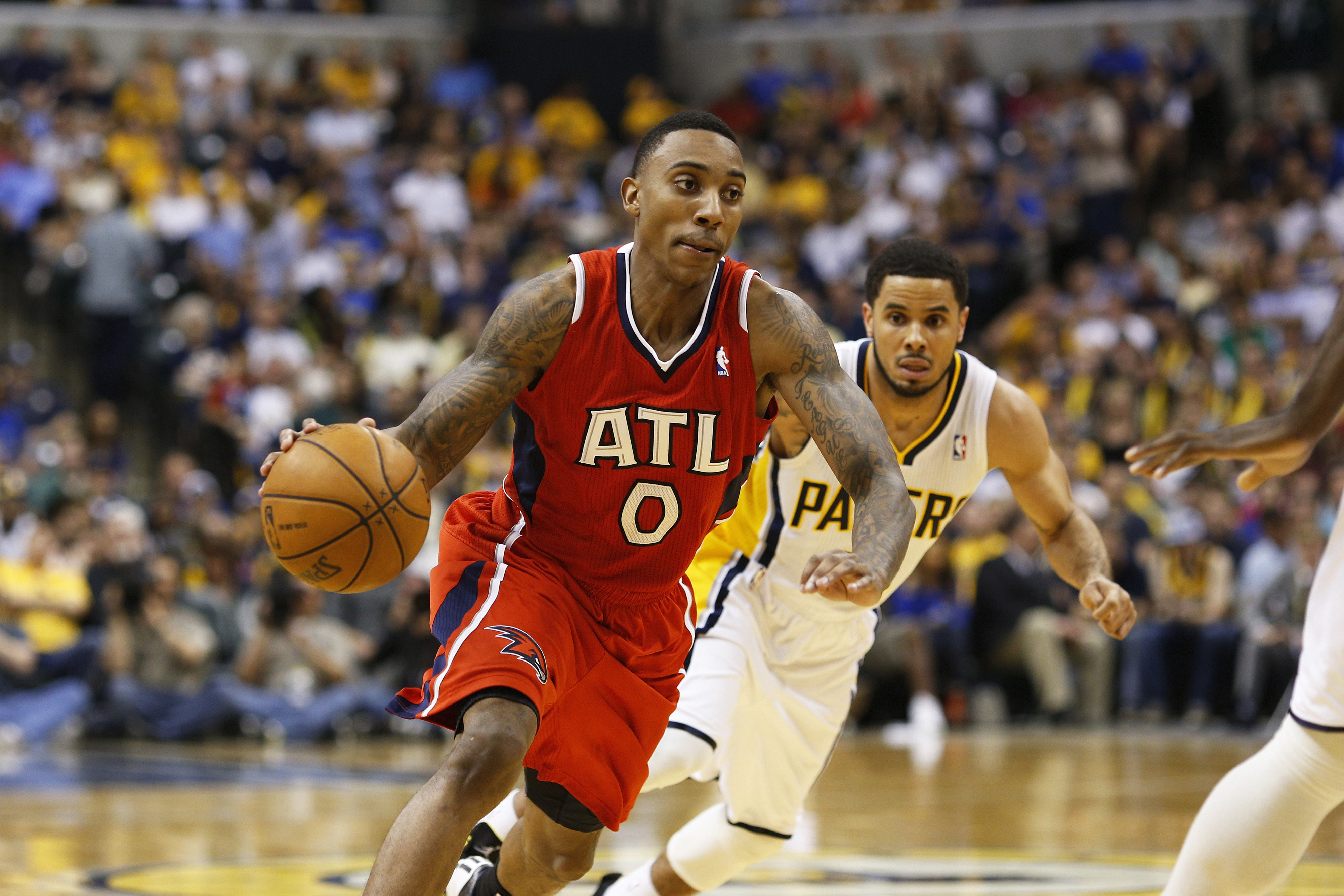 NBA free agency rumors: Jeff Teague reportedly frustrated with Hawks over lack of contract talks