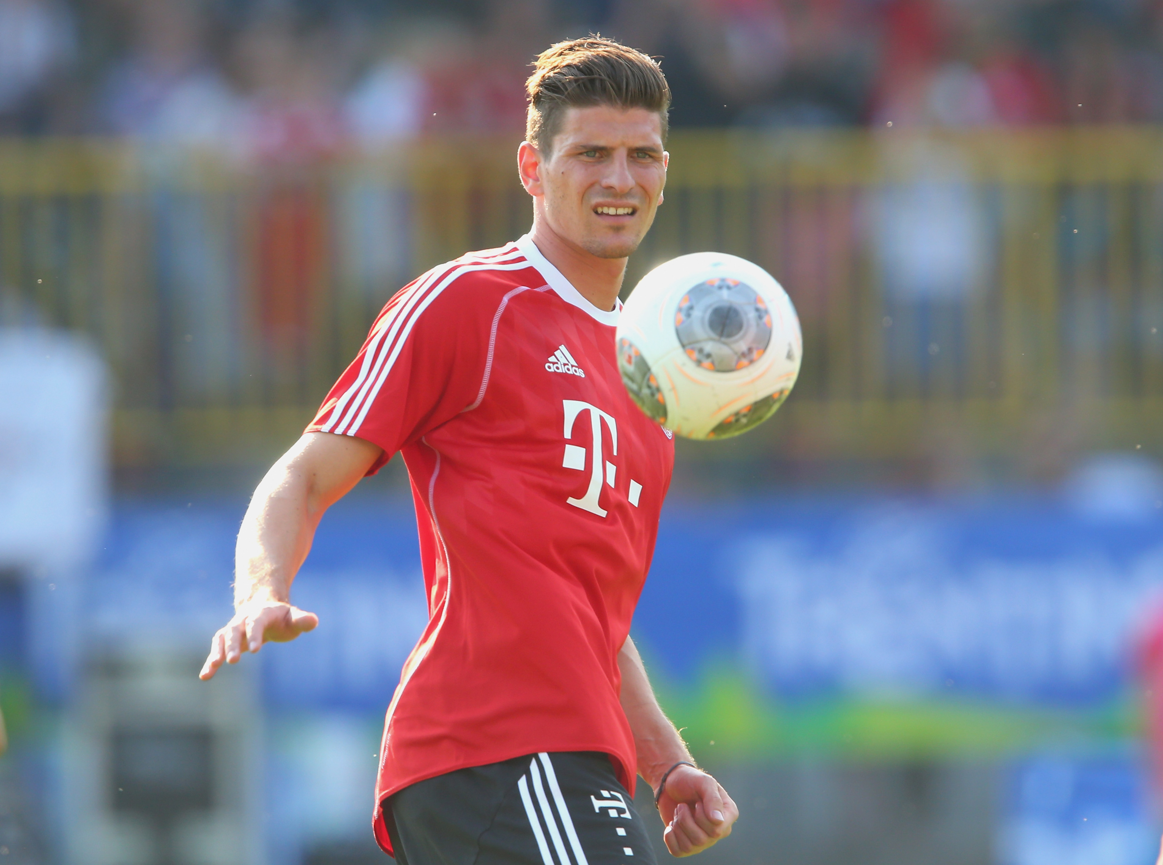 Bayern Munich agree to sell Mario Gomez to Fiorentina