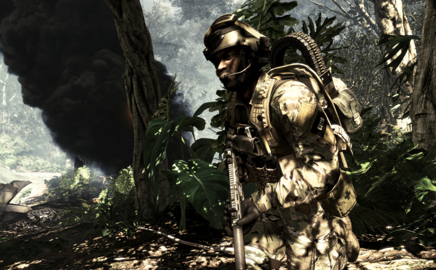 Infinity Ward has a studio 'wrapped around the idea' of second-screen gaming
