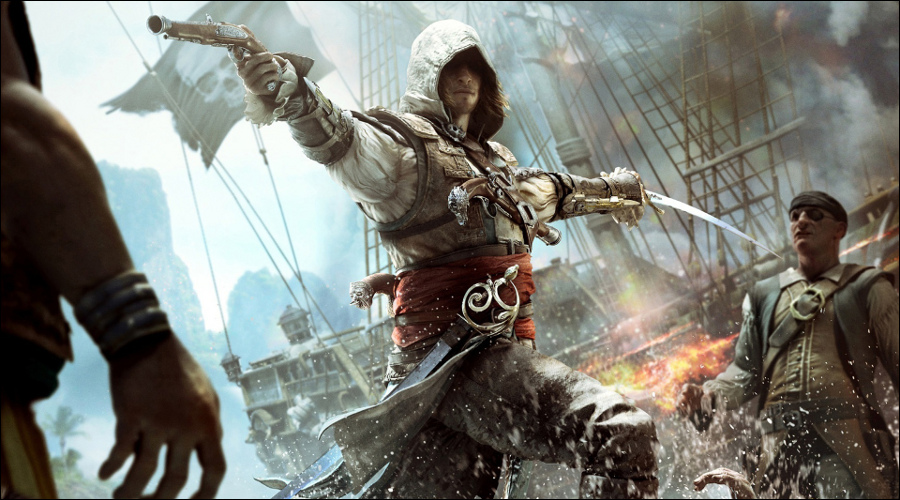 Assassin's Creed 4: Black Flag manga hits Japan this September