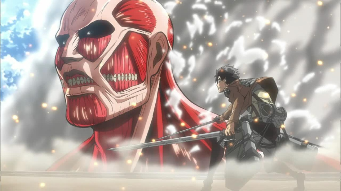 Video game based off Attack on Titan manga, anime coming in 2014
