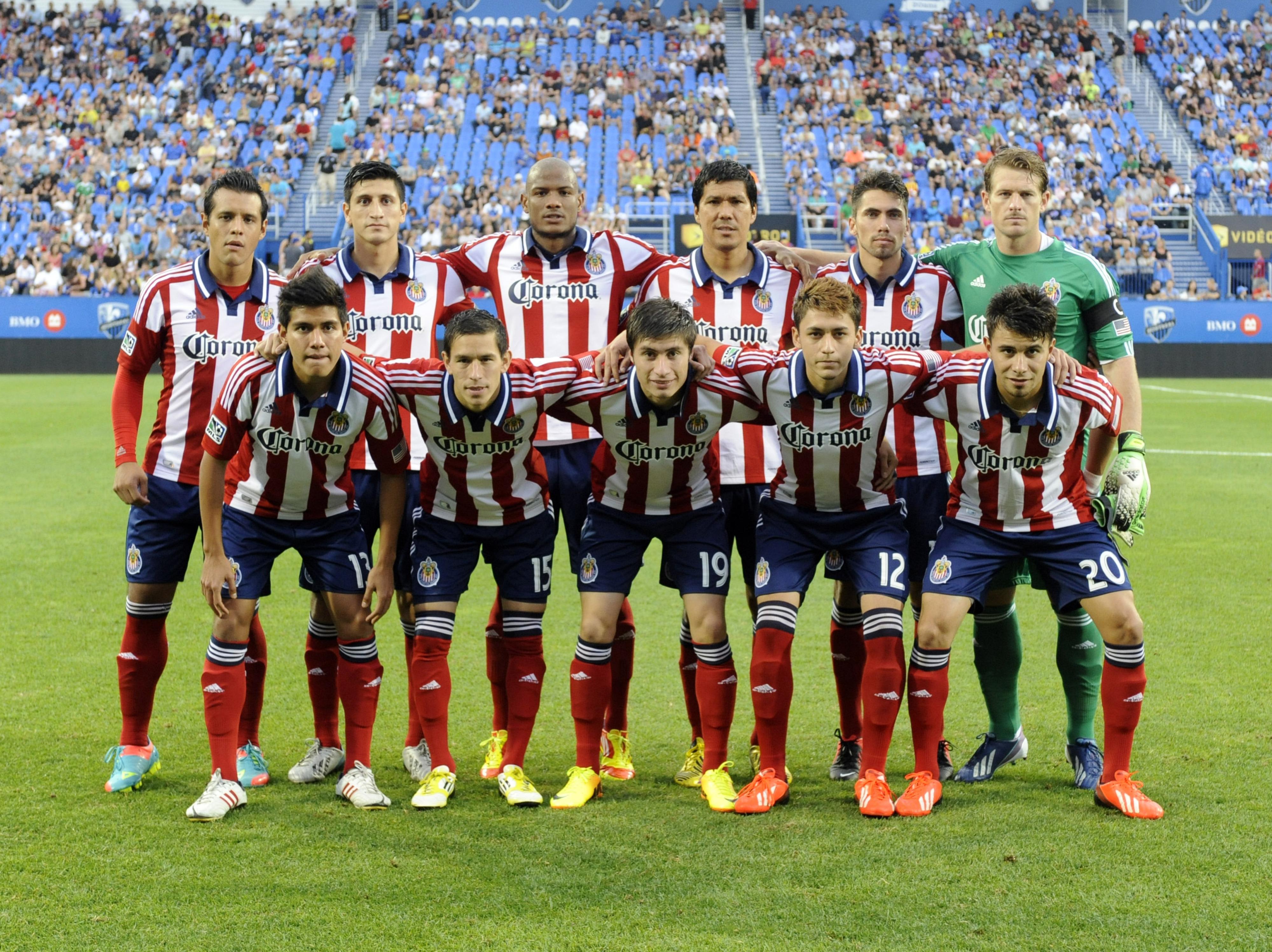 A Chivas USA Milestone: Seven Mexican-American starters.