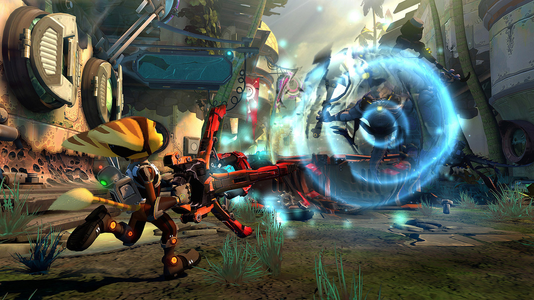 A new Ratchet & Clank is coming to PS3 this holiday