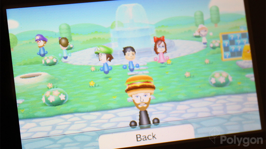 Nintendo 3DS update brings four new StreetPass games to Mii Plaza
