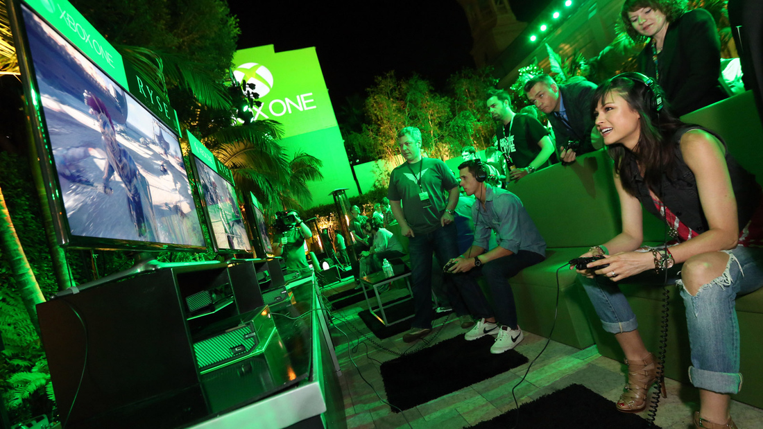 Xbox One 'family sharing' and other features could return