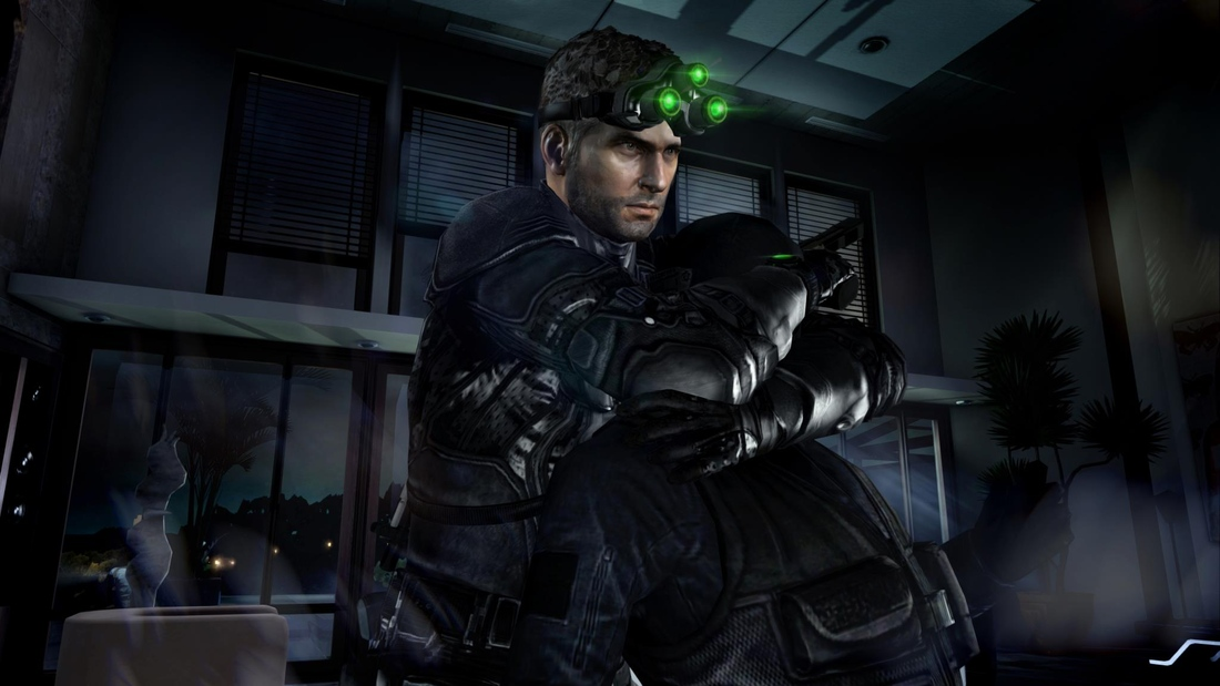 Splinter Cell chief wants Sam Fisher to be as big as Bond