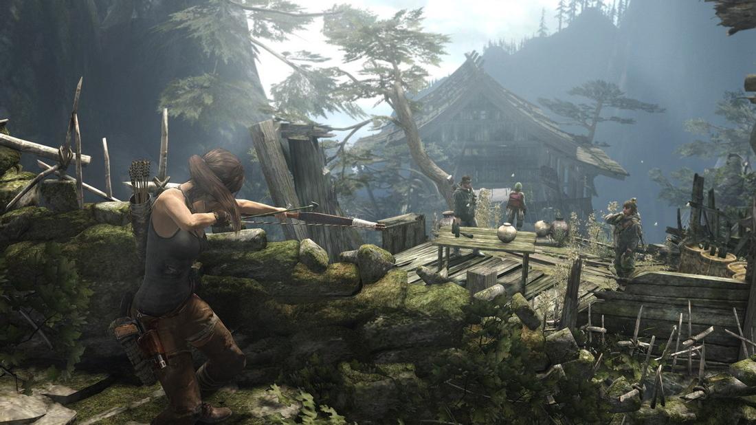 Tomb Raider slashed 75% in Steam summer sale