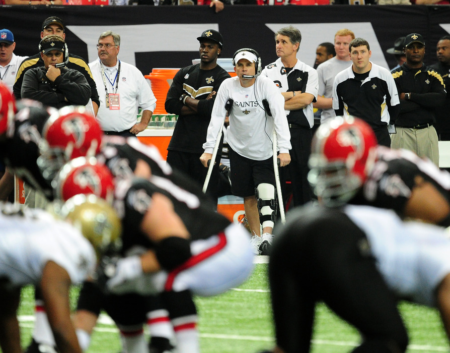 In 2011, Sean Payton made a successful return to the sidelines in the Georgia Dome.