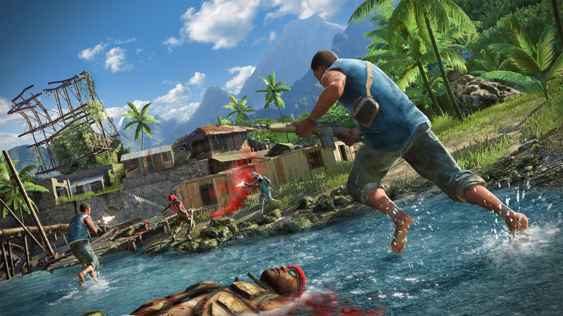 Ubisoft says Far Cry news 'soon'