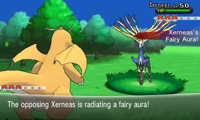 New Pokémon X and Y Legendaries detailed