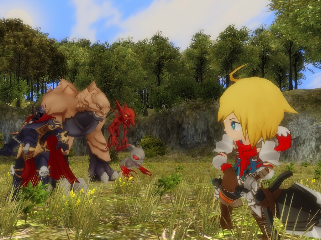 Soul Saga JRPG Kickstarter ends with triple its funding goal
