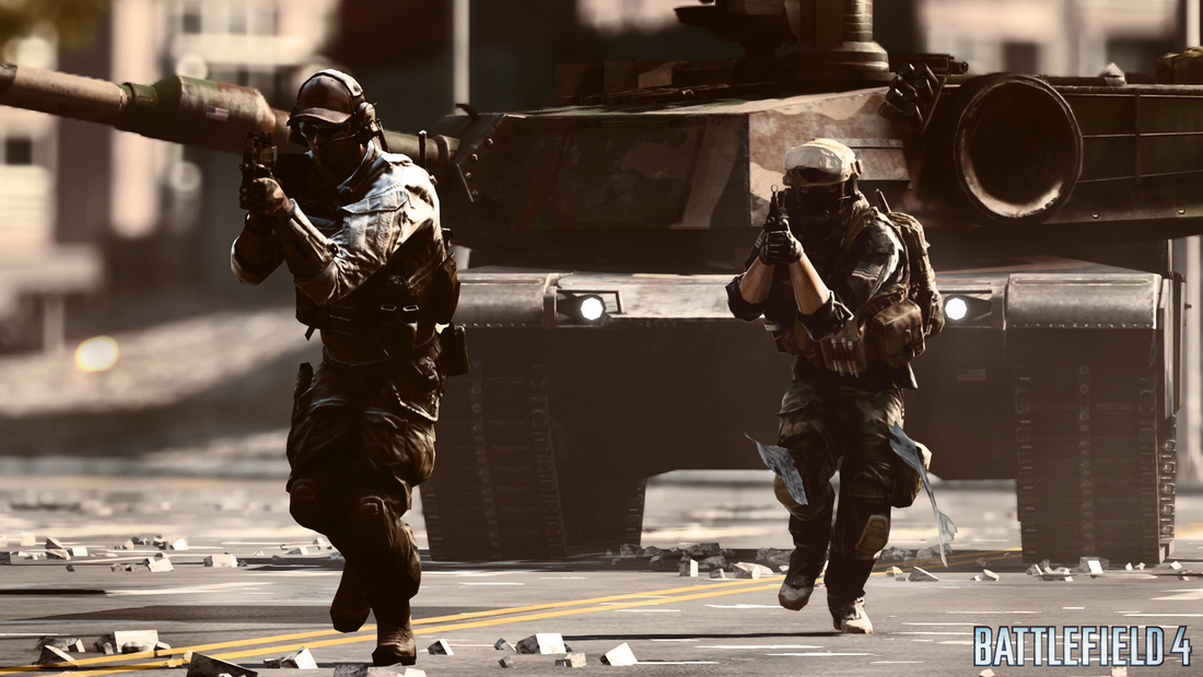 Battlefield 4 novel coming this year, ties in with game's campaign