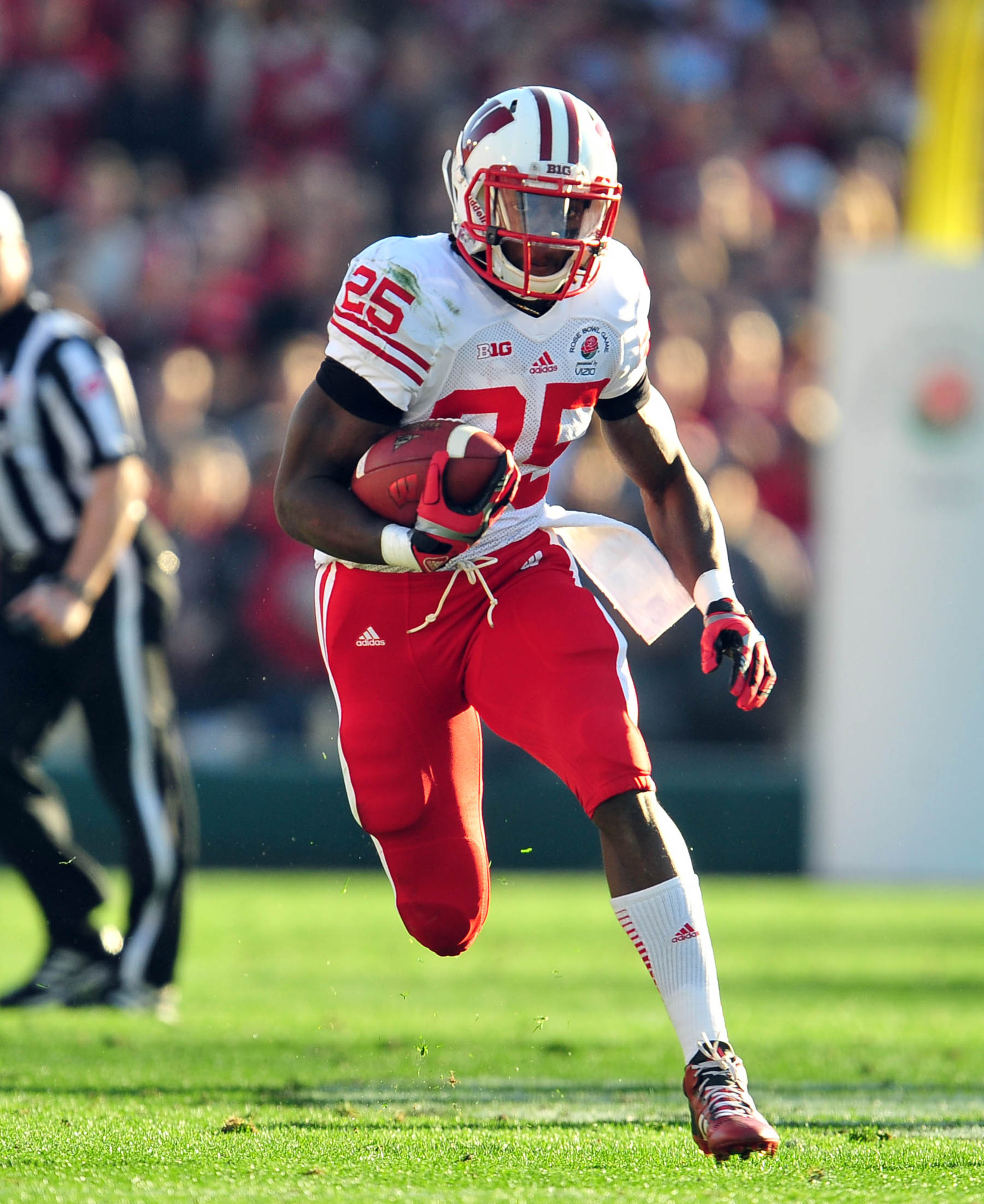 Melvin Gordon might have a case for the most underrated player in NCAA Football 14.