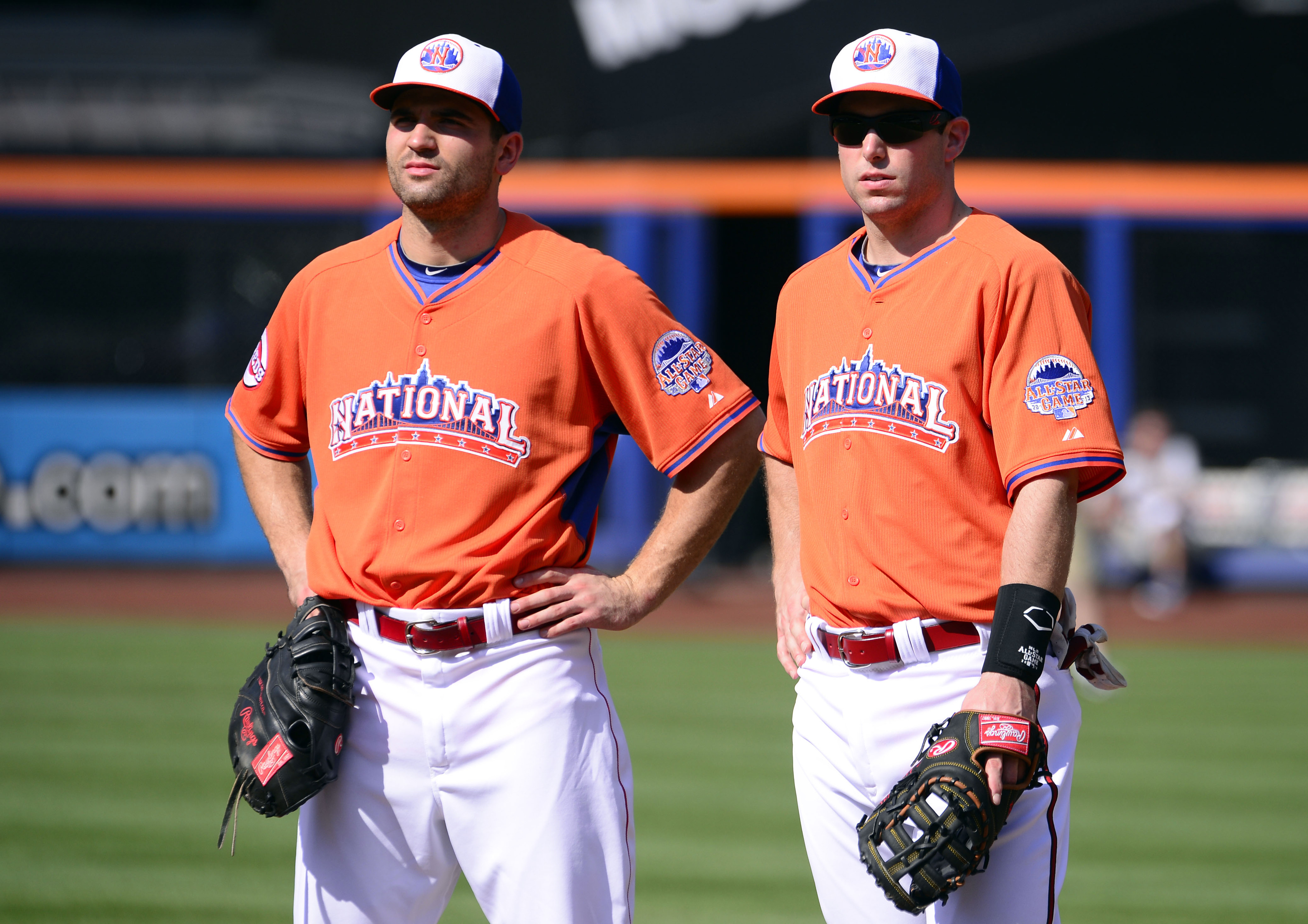 The best first-baseman in the National League. The other guy is Joey Votto.