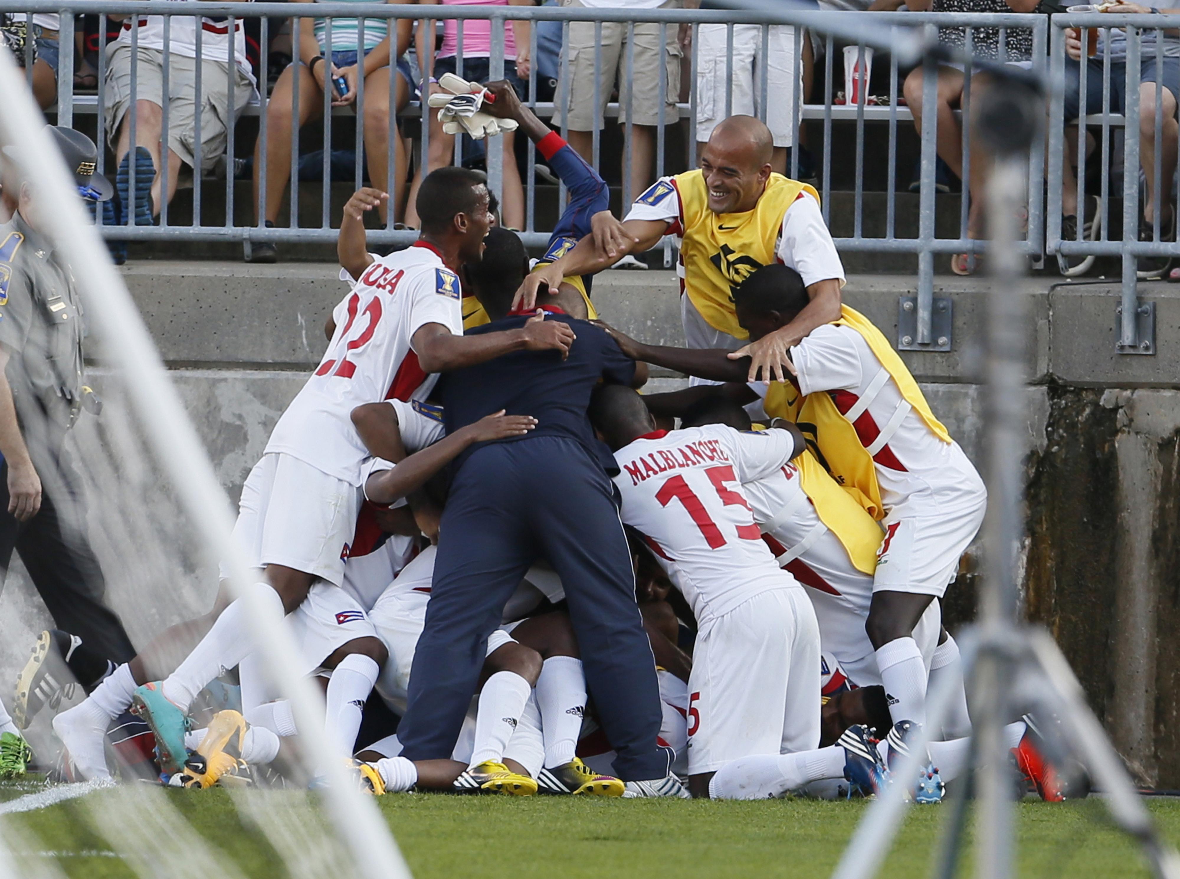 Cuba vs. Belize: Final score 4-0, Lions pull off remarkable win to advance to quarters