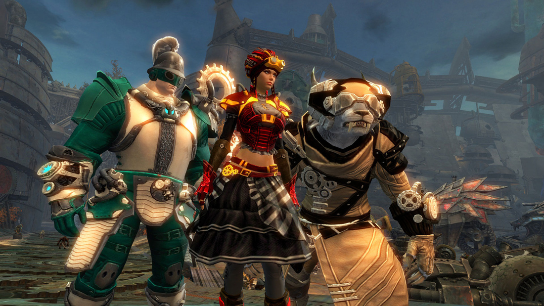 Guild Wars 2 studio hosting Year One PVP Championship at PAX