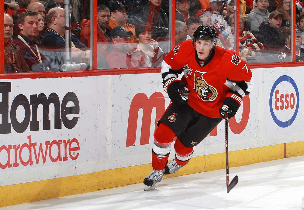 Kyle Turris had no choice but to be the man last year.