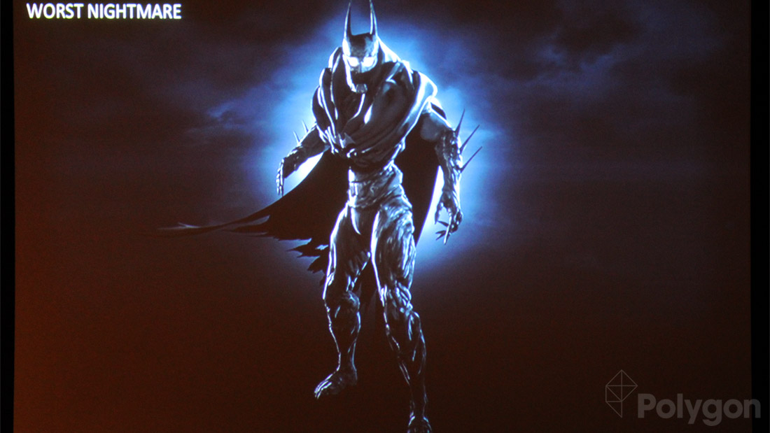 Batman 'One Million' and 'Worst Nightmare' skins coming to Arkham Origins, Batgirl teased