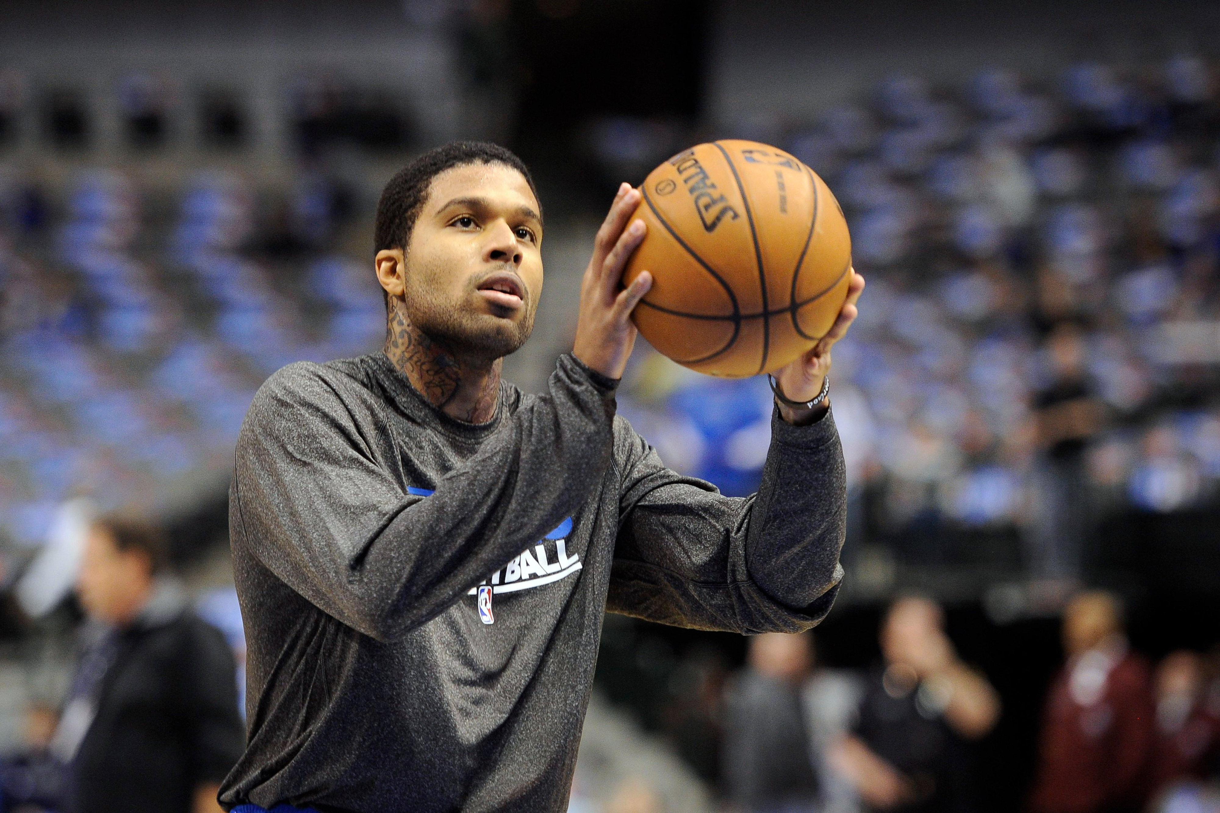 Chris Douglas-Roberts, with career in flux, remains positive