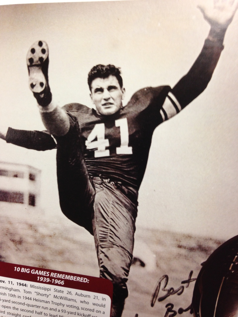 McWilliams was one of MSU's greatest, but it's the controversy surrounding his career that makes it even more memorable