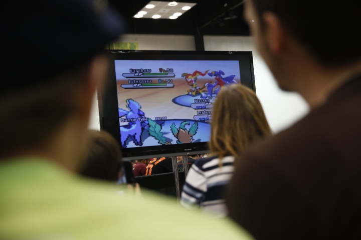 Becoming the very best: The Pokemon World Championships