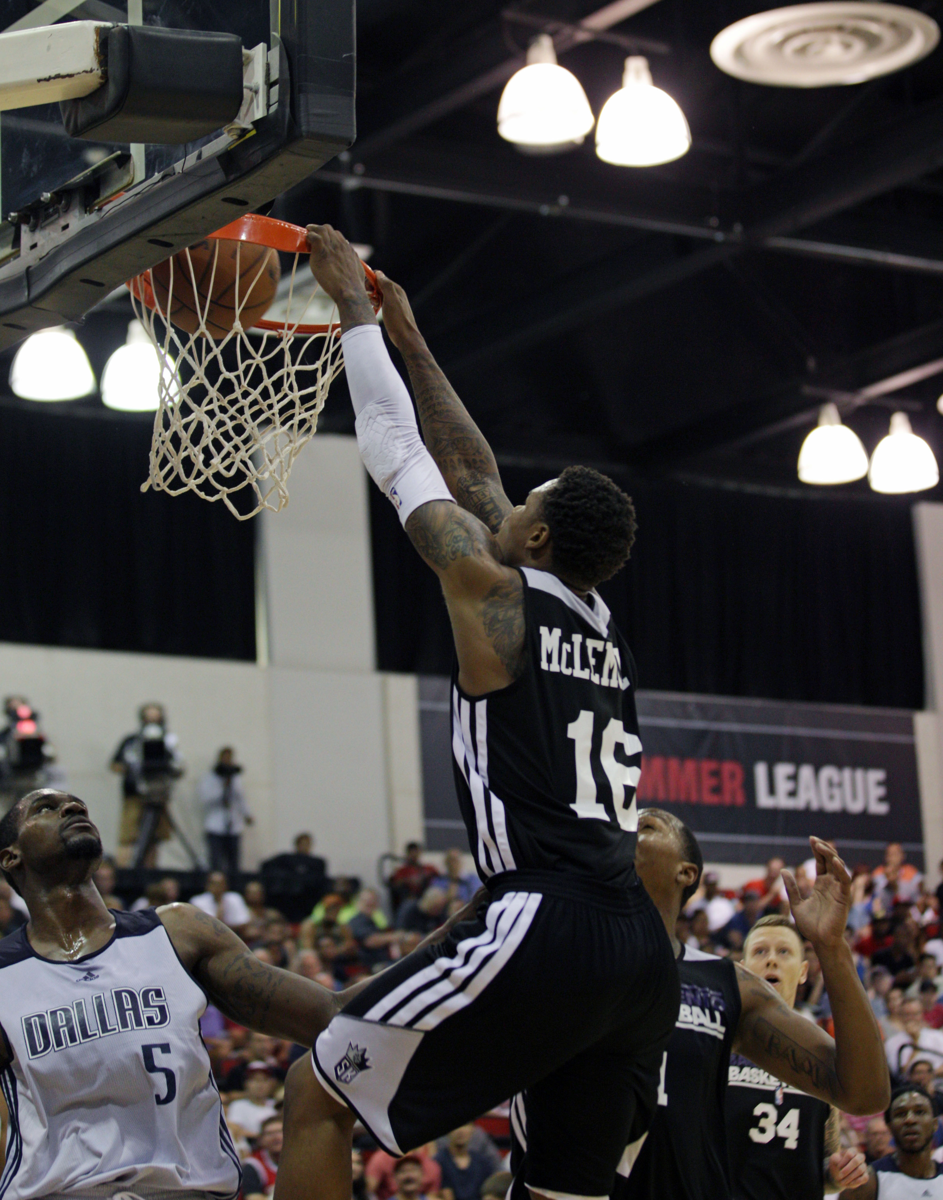 Why yes, we are re-using Summer League photos!