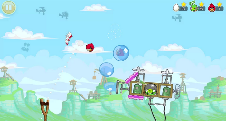 Rovio Account launches globally for iOS and Android