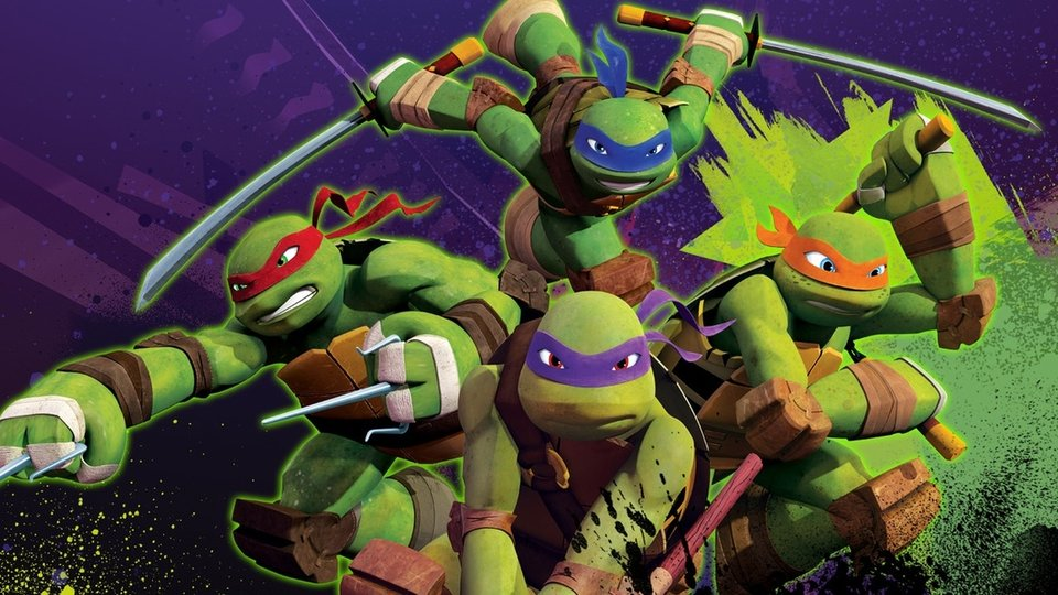 Teenage Mutant Ninja Turtles announced, coming this October