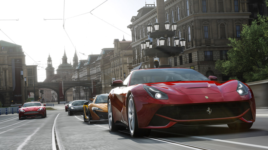 Xbox One controller rumble makes Forza 5 players better drivers, Turn 10 says