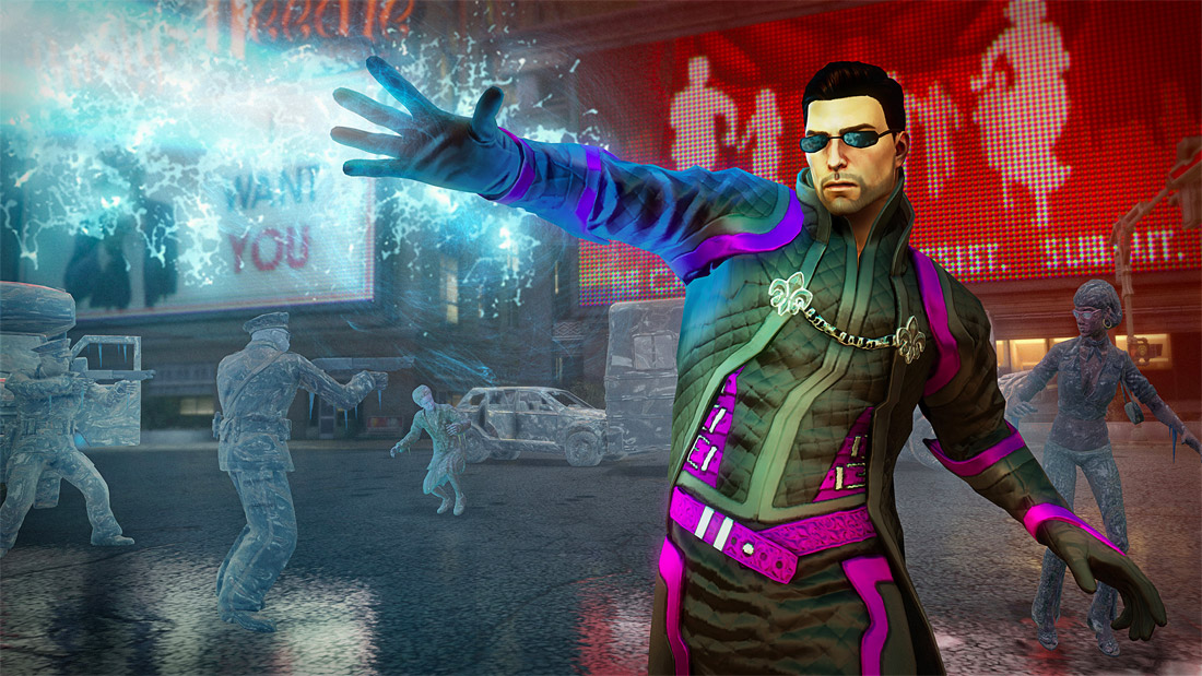 Saints Row 4's original ending was a Bollywood dance number