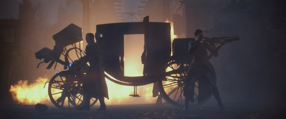 Why The Order: 1886 is a PS4 exclusive