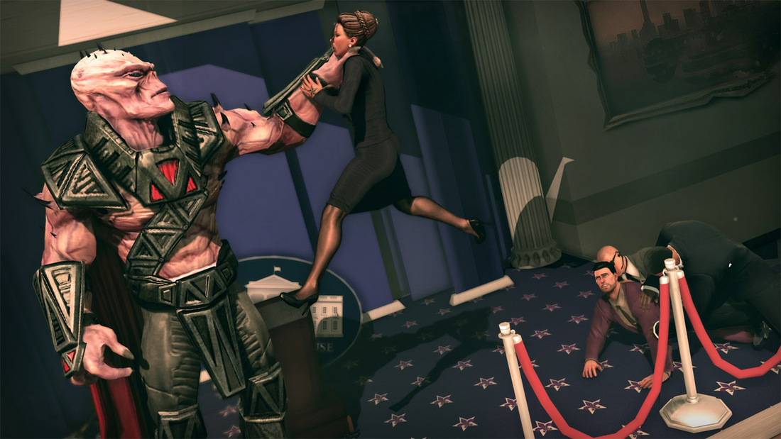 Saints Row 4's first DLC is a mockumentary of cut content