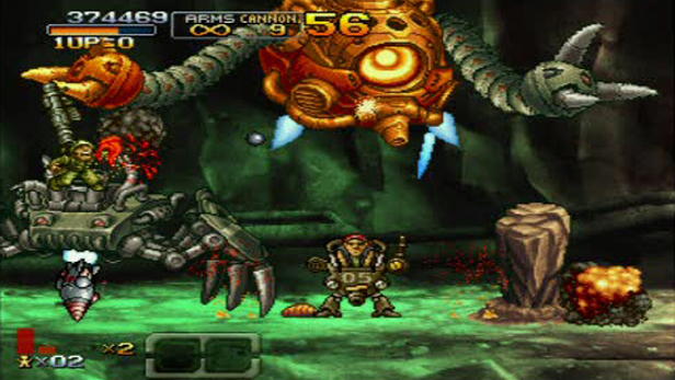 Metal Slug XX joins PS Plus Instant Game Collection tomorrow