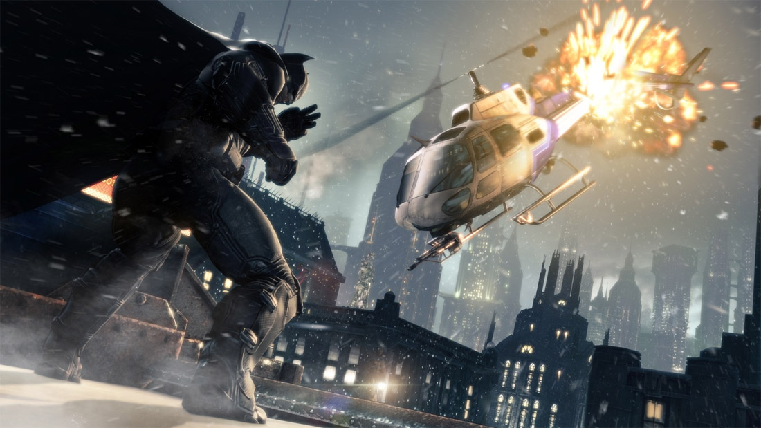 Batman: Arkham Origins will feature Mad Hatter in expanded role