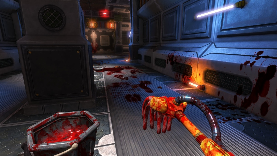 Make mopping multiplayer in Viscera Cleanup Detail