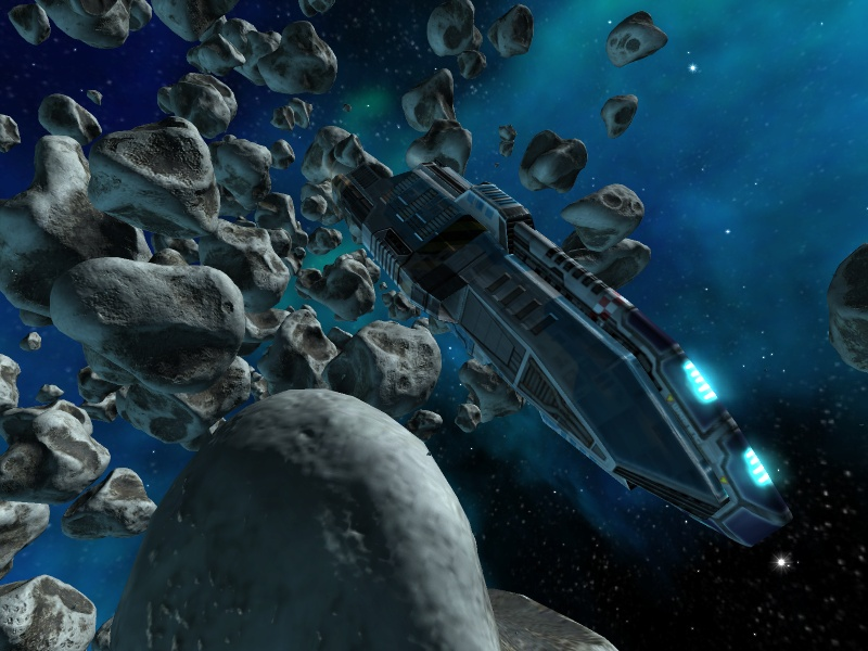 Vendetta Online takes its digital galaxies to Oculus Rift