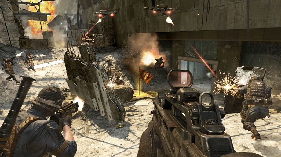 Black Ops 2 developer threatened over weapon changes