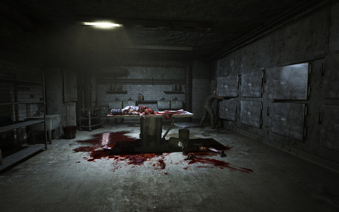 Outlast coming to Steam for PC Sept. 4