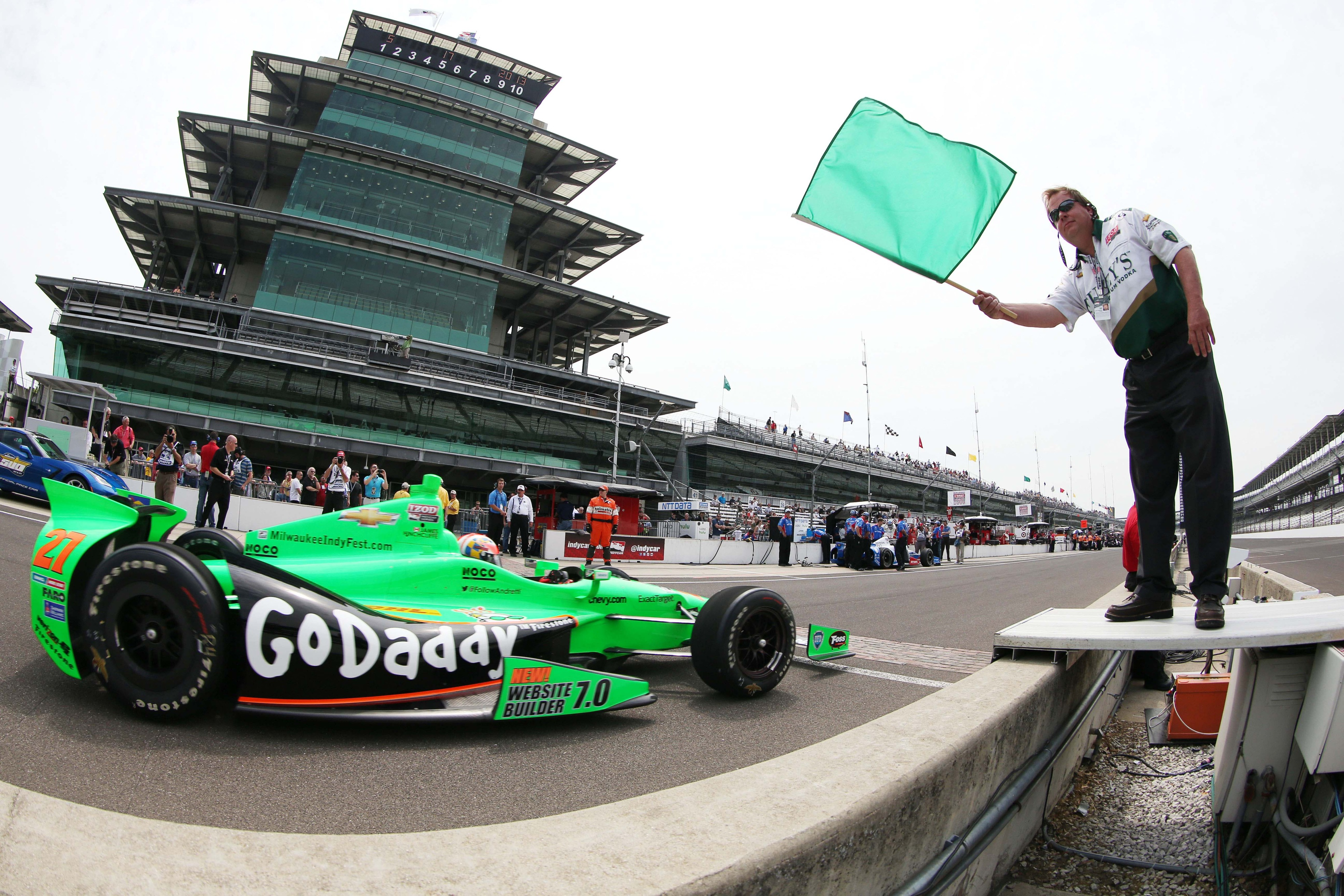 NASCAR/NBC deal will not negatively affect IndyCar coverage