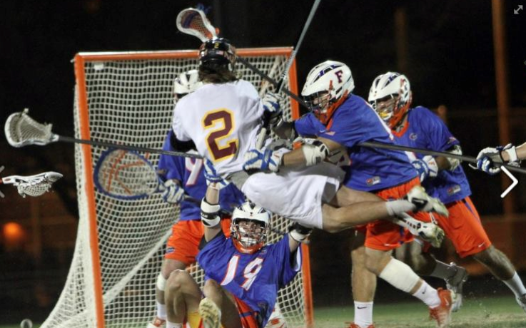 Can Dan Davis and the ASU lacrosse team pull off another stunning upset?
