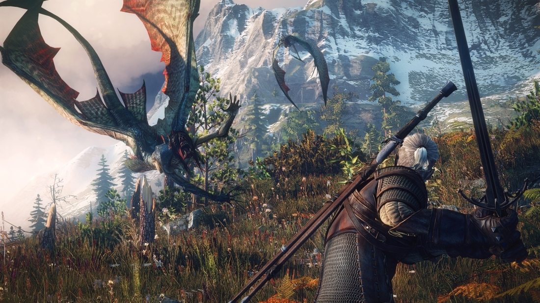 The Witcher 3: Wild Hunt being distributed in NA by Warner Bros.