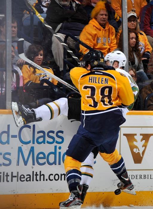 Jack Hillen brings the thunder.