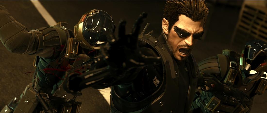 Deus Ex movie will be a cyberpunk film, not video game film