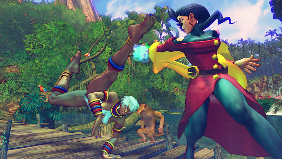 Every Ultra Street Fighter 4 character will be a threat